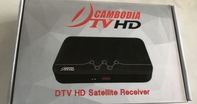 Dau Thu DTV Cambodia