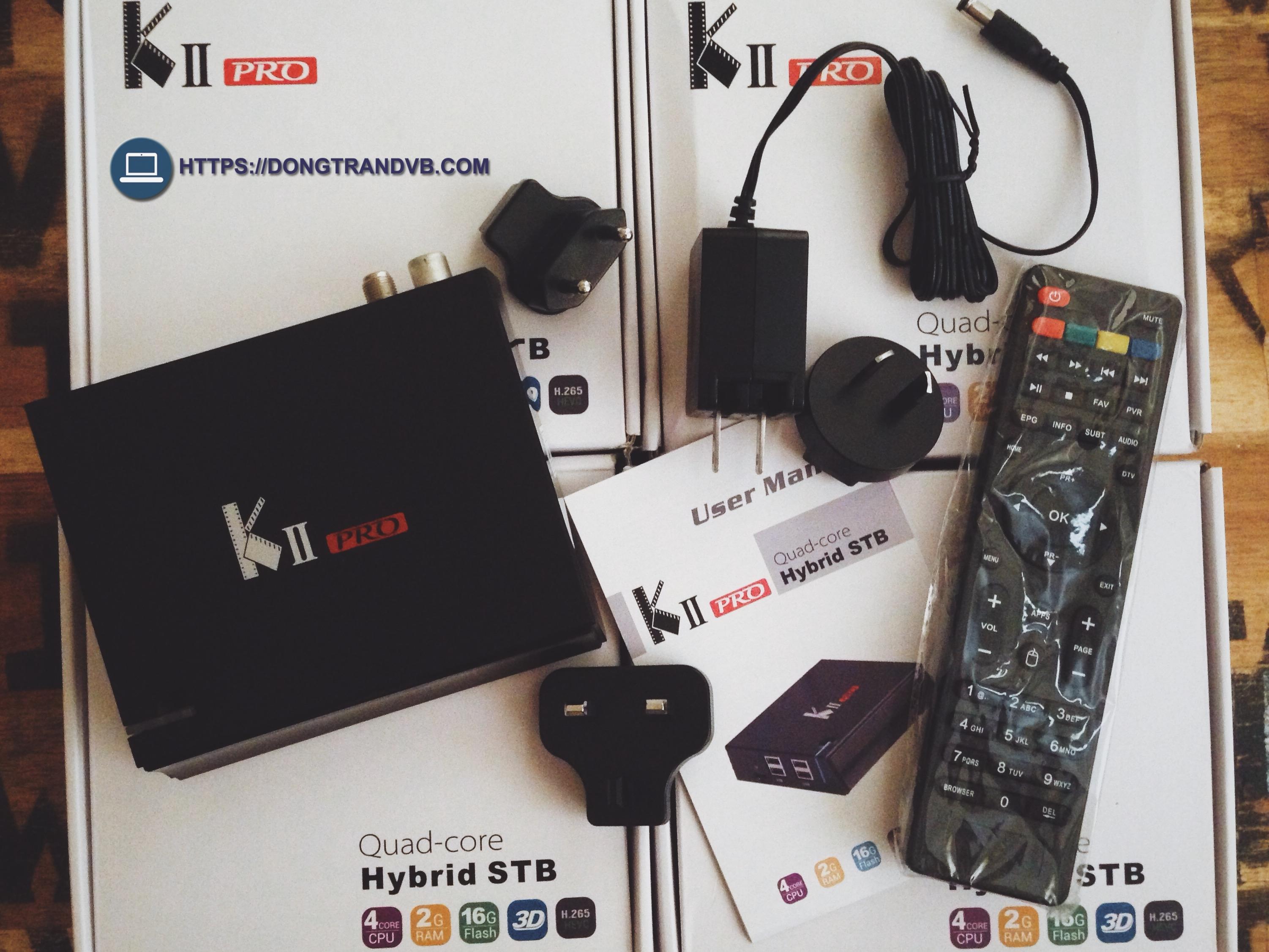 Android box KII Pro