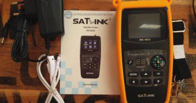 Satfinder ws-6933