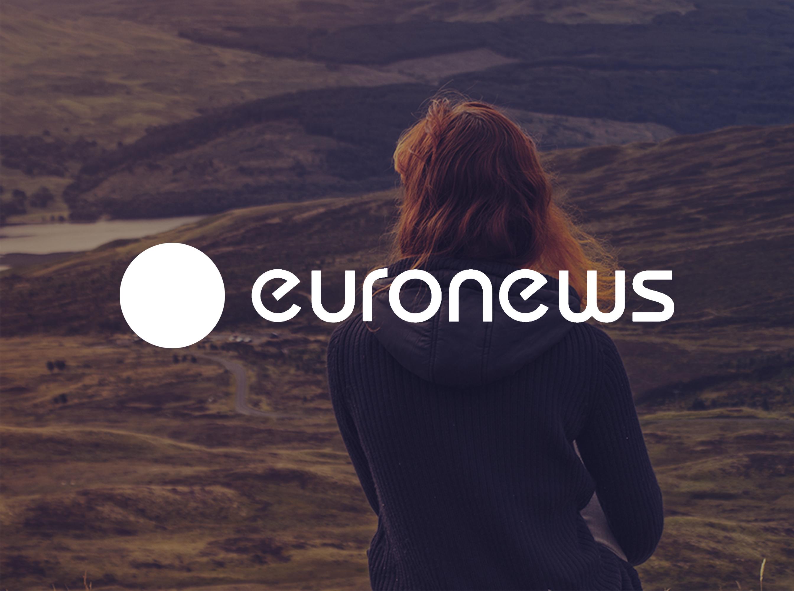 Lap dat kenh Euro News