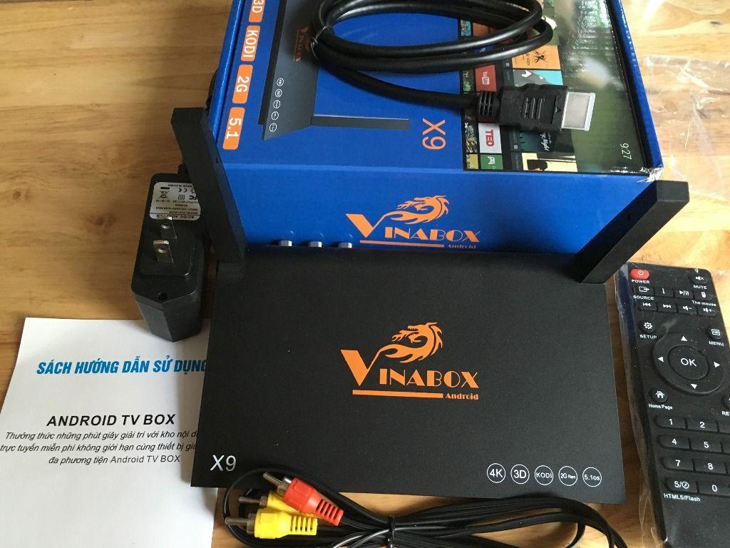 VINABOX X9