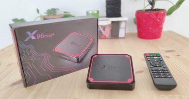 ANDOIRD BOX X96 MINI+